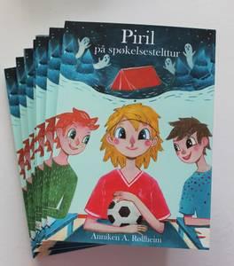 Bilde av Piril på spøkelsestur