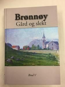 Bilde av Brønnøy gård og slekt V