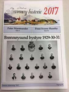 Bilde av Blad av Brønnøy historie 2017