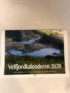 Bilde av Velfjorkalenderen 2020