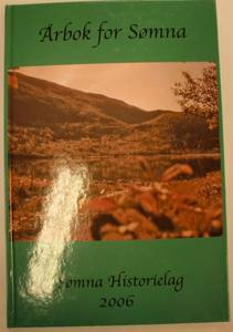Bilde av Årbok for Sømna 2006