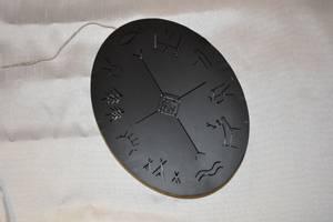 Bilde av Lampe med samisk design