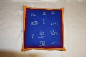 Bilde av Pute med samisk design