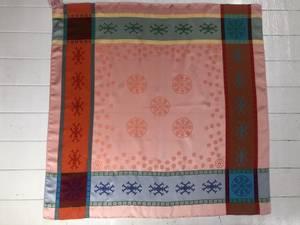 Bilde av 2109 Gravyr sjal, Orange