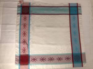 Bilde av 2102 Gravyr sjal , Hvit