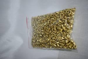 Bilde av Snørering gullfarge
