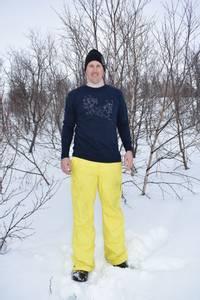 Bilde av Barbro Poggats genser Herre