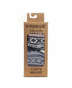 Bilde av Marius baby socks