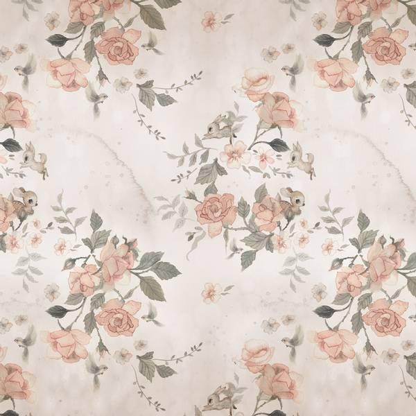 Bilde av Tapet Land of Roses