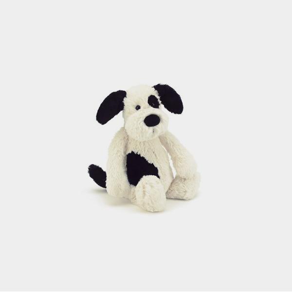 Bilde av Hund black and white 18cm