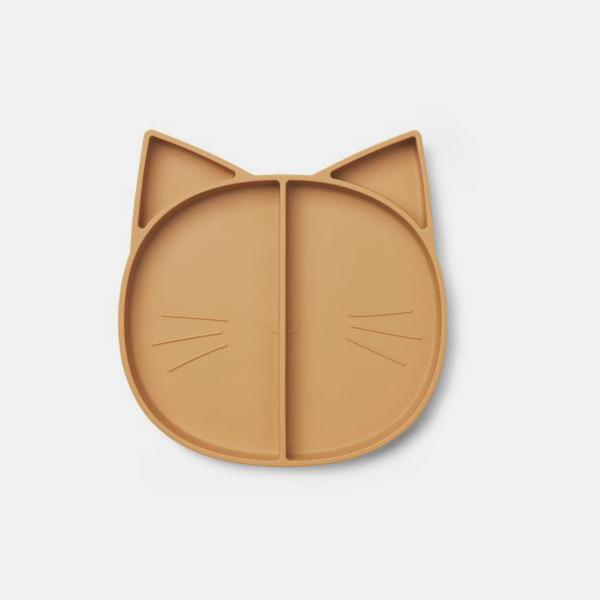 Bilde av Tallerken Maddox Cat Mustard