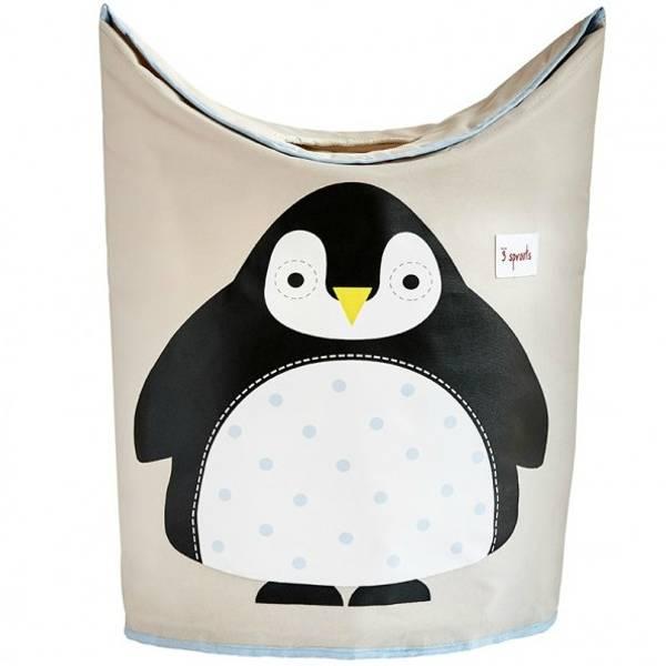 Bilde av Skittentøyskurv Pingvin