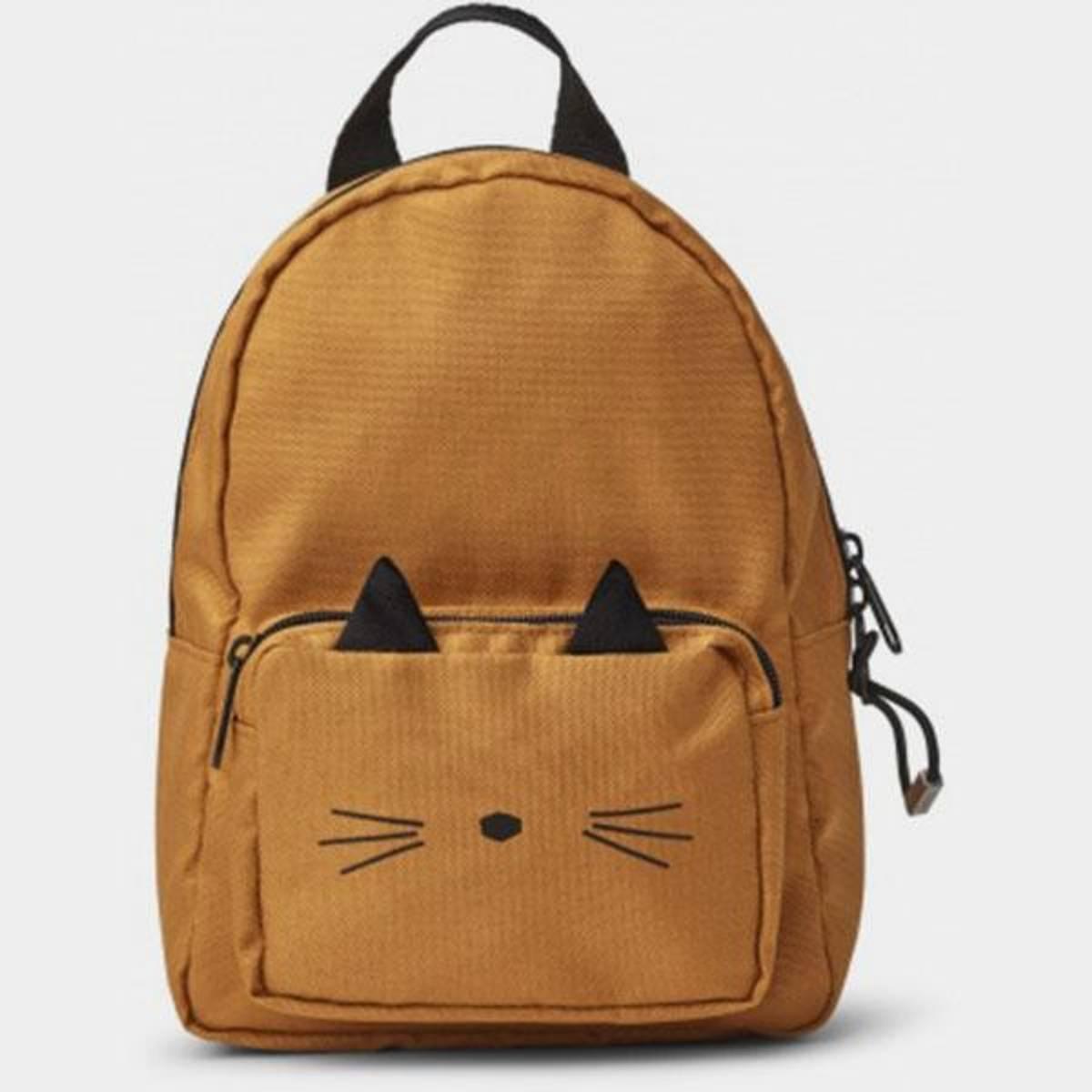 Ryggsekk Allan Backpack Cat Mustard