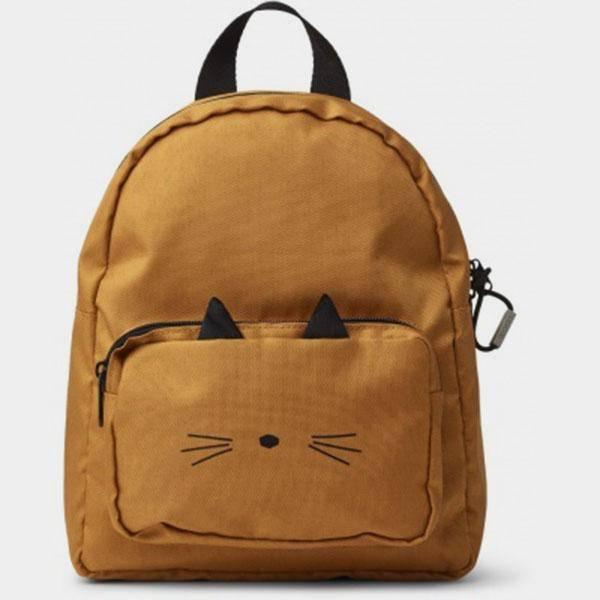 Bilde av Ryggsekk Saxo Mini Backpack Cat Mustard