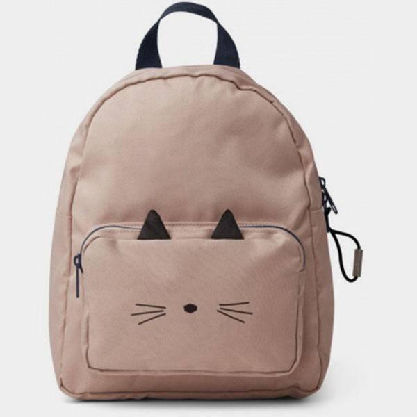 Bilde av Ryggsekk Saxo Mini Backpack Cat Rose