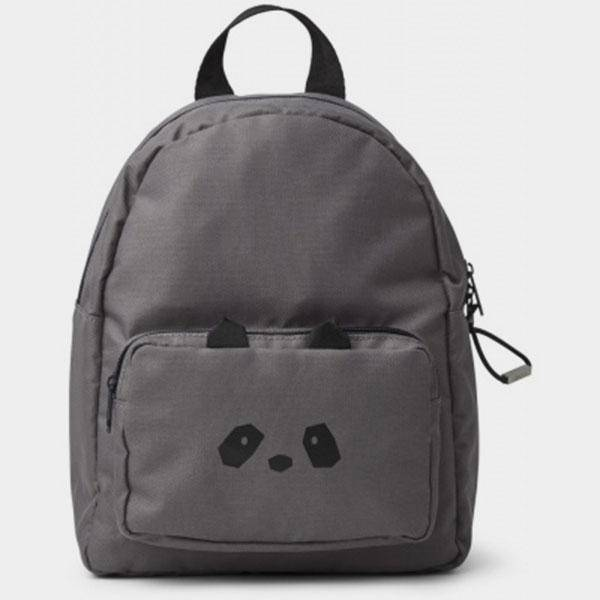 Bilde av Ryggsekk Saxo Mini Backpack Panda Stone Grey