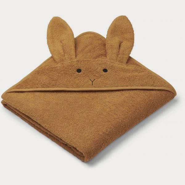 Bilde av Badehåndkle Augusta Rabbit Mustard