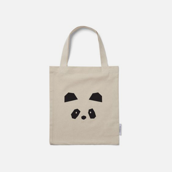 Bilde av Tote Bag Gaw Liten Panda Creme de la creme