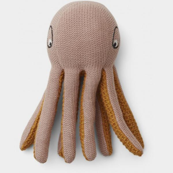 Bilde av Octopus minibamse Ole Rose