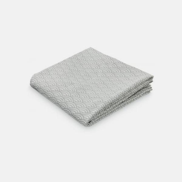Bilde av Muslin Cloth Grey Wave Medium