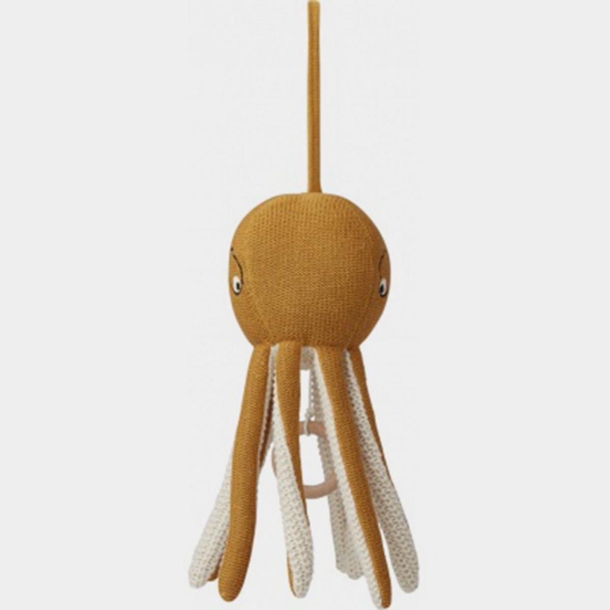 Musikkuro Angela Octopus Mustard