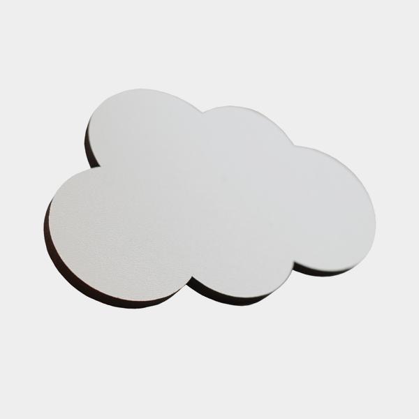 Bilde av Knagg Cloud hvit