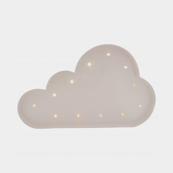 Bilde av Cloud Hvit 30cm