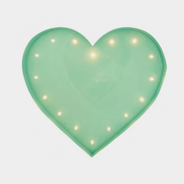 Bilde av Heart Mint 30cm
