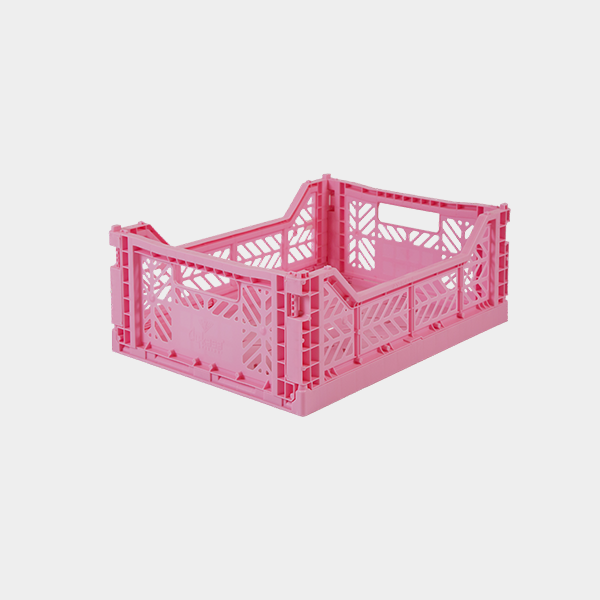 Bilde av Foldekasse Midi Baby Pink