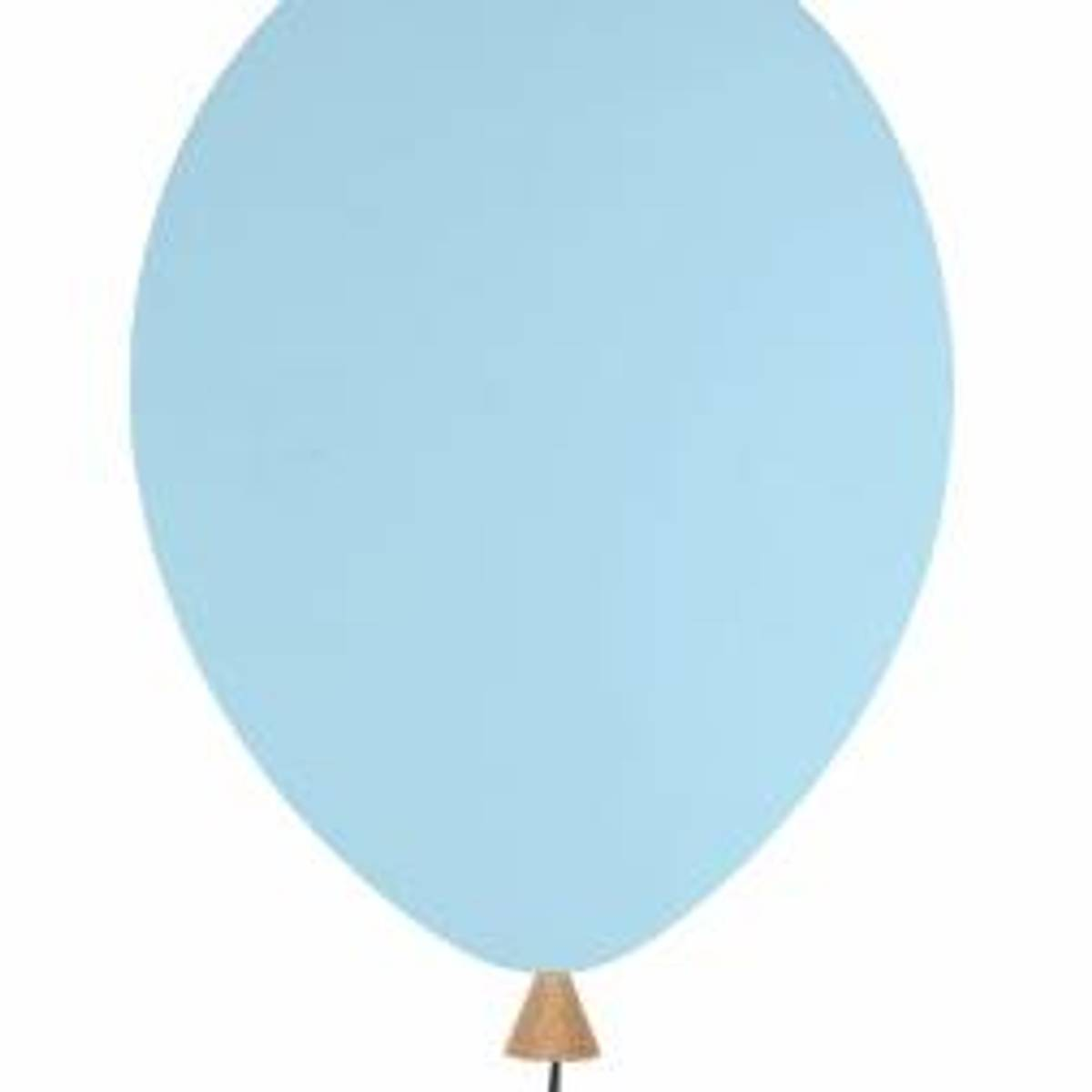 Vegglampe Ballong Blå