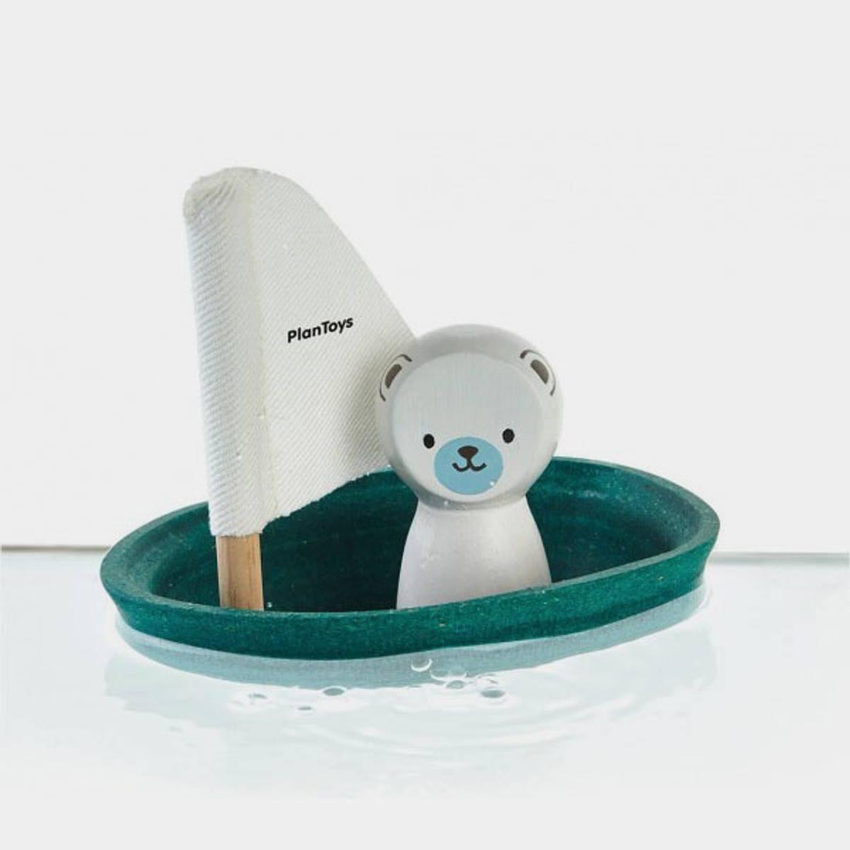 Seilbåt Isbjørn