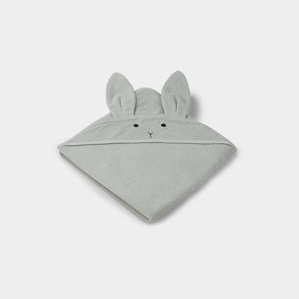 Bilde av Badehåndkle Augusta Rabbit Dusty Mint
