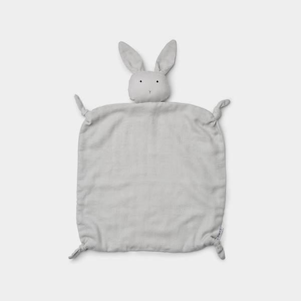 Bilde av Koseklut Agnete Rabbit Dumbo Grey