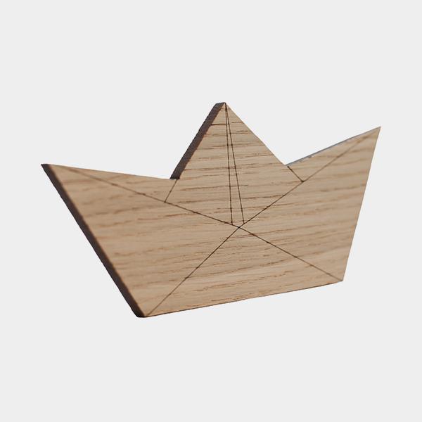 Bilde av Knagg Paper Boat