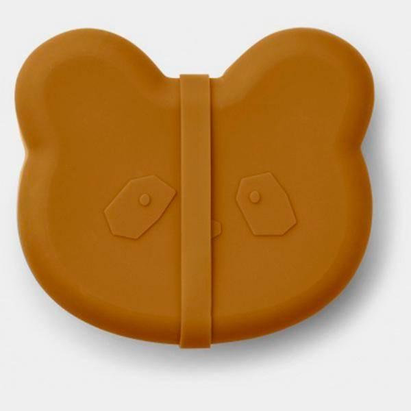 Bilde av Matboks Vita Panda Mustard