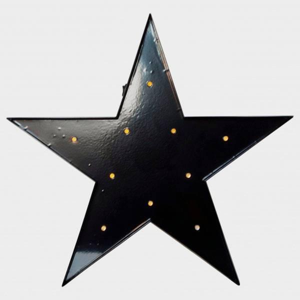 Bilde av Star Black 30cm