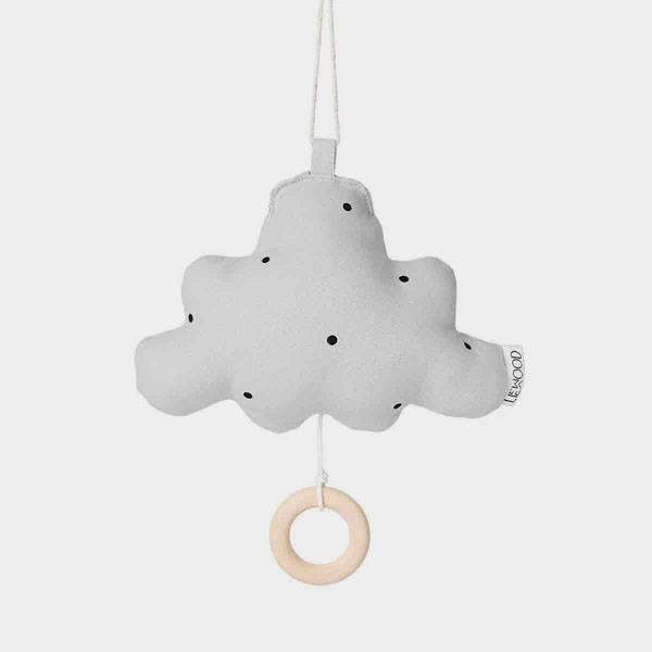 Bilde av Musikkuro Alma Cloud Classic Dot Dumbo Grey
