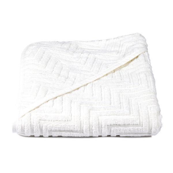 Bilde av Badehåndkle Zigzag White