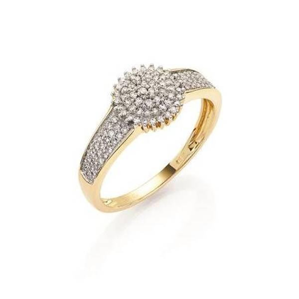 Bilde av GD 100 Grace Ring i gull med