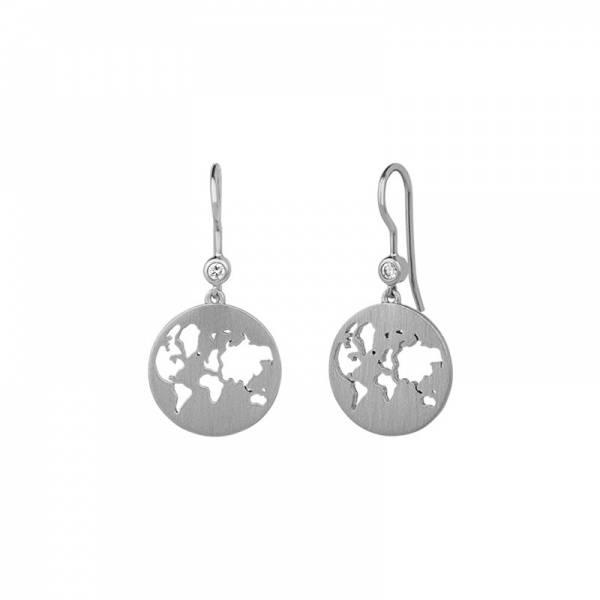Bilde av Beautiful World earrings -