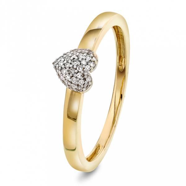 Bilde av Pan Jewelry Ring i gull med