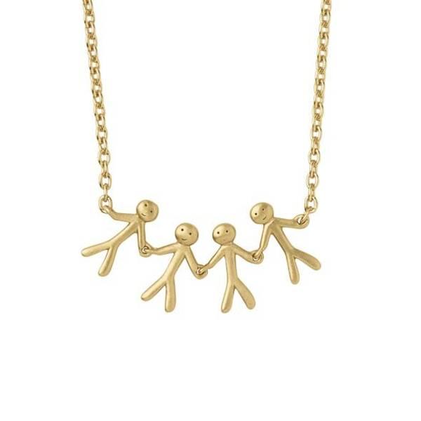 Bilde av Together - Family necklace 4