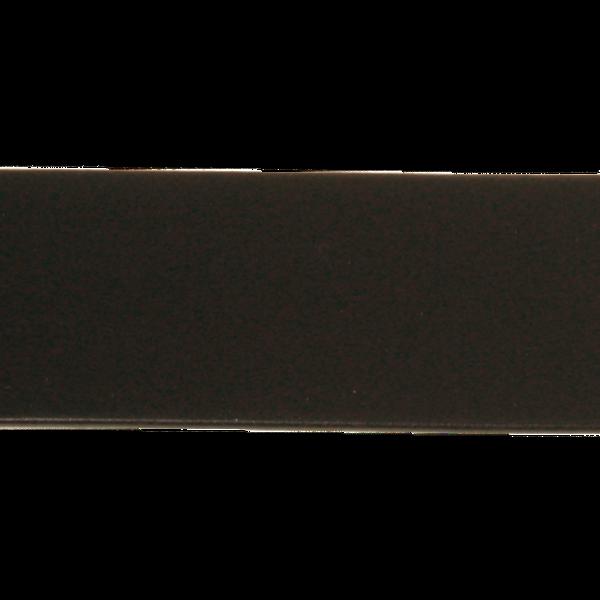 Bilde av Skinnlist 4 cm, svart