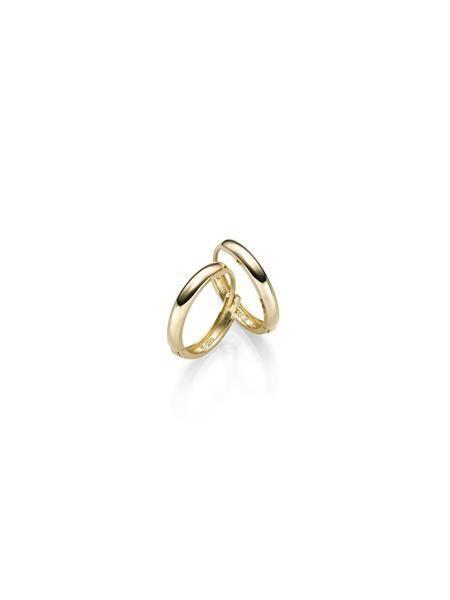 Bilde av GD 1370 Pisa gull ørepynt