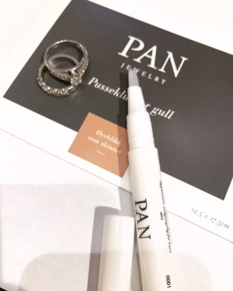 Bilde av Diamantrens penn
