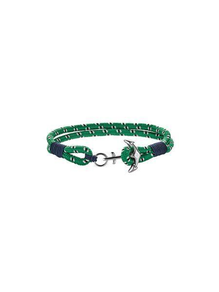 Bilde av GD Maritim armbånd grønn/blå