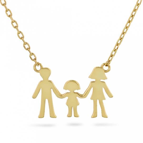 Bilde av Familie - Smykke i sølv en