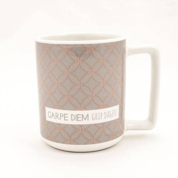 Bilde av Kopp - Carpe Diem/Grip Dagen