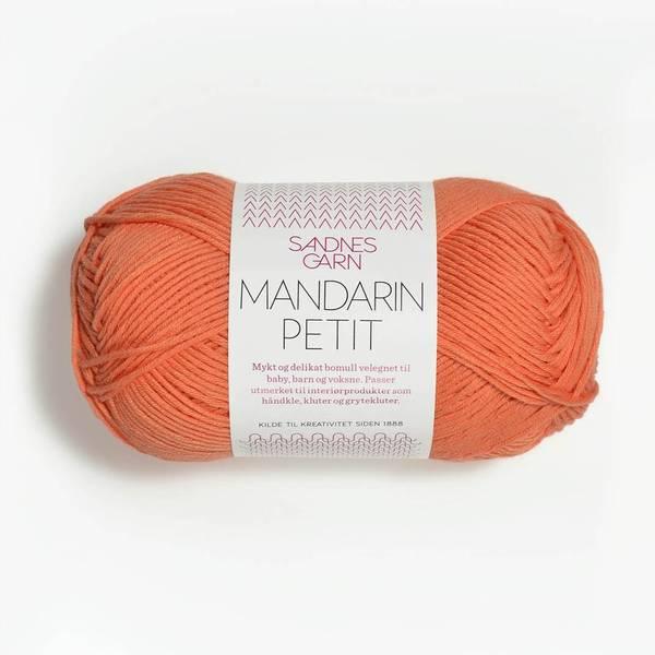 Bilde av Mandarin Petit - 3316 Oransje - Utgått farge