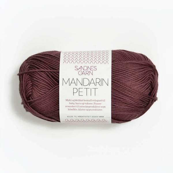 Bilde av Mandarin Petit - 4362 Rosin - Utgått farge